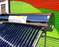 Termotanque Solar 245l Acero Inoxidable