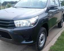 Toyota Hilux Dx 4x4 2.4 Tdi 0km