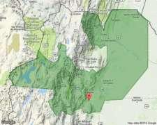 253 Hectareas En Rosario De La Frontera Zona Quiscaloro