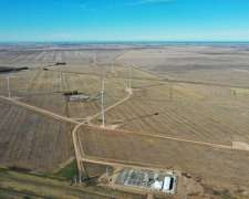 Parque Eólico Pampa Energía III - Pampa Energía