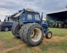 New Holland 7630 con Duales