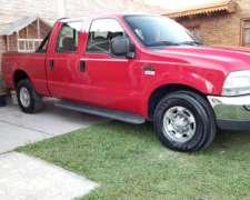 Camioneta Ford F100 Duty Doble Cabina Con 20000 Kilómet4 X 2