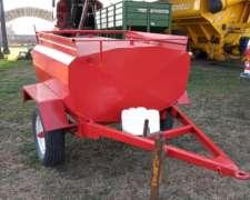 Tanque de Combustible Mauro 1500 Litros.