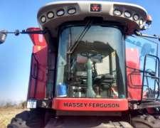 Cosechadora Massey Ferguson 9690