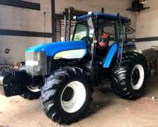 New Holland Modelo Tm 7040 180 Hp Caja Mecánica Año 2012