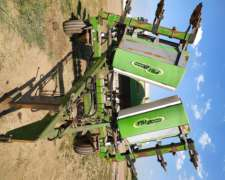 Fertilizadora Metalfor año 2005