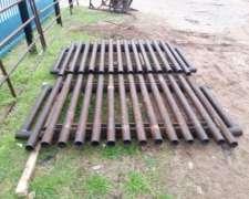 Guardaganado Tubing 2.00 X 1.25 - 2 Unidades