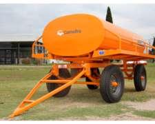 Acoplado Cisterna 3000 Lts Ovalado - Comofra