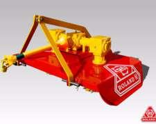 Cortadora De Césped Para Tractor Roland H130