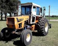 Tractor Zanello V210 con Cabina, Listo para Trabajar
