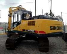 Excavadora Hidraulica Sinomach – 21 Toneladas.