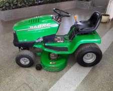 Tractor De Jardín John Deere Sabre