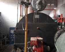 Caldera de Vapor a GAS Natural
