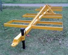 Transportador de Rollos de 8 a 12 Unidades