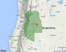 Finca Gral. Alvear - Mendoza - Sembrada Con Alfalfa