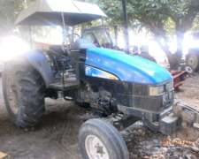 Tractor New Holland Tl75e año 2006
