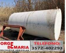 Tanque de Combustible 5000 Lts