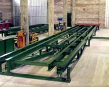 Balanza / Bascula - Camiones 80.000kg - 20,00x3,3 Metros