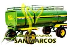 Acoplado Cisterna Combinado - San Marcos
