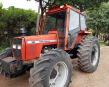 Mf 290 DT con Pala Frontal