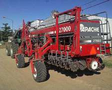 Apache 27000 a 40cm, 5 Años 18% Anual en Pesos, Cignoli Hnos