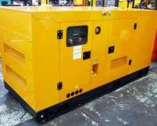 Grupo Electrogeno Cram CD135 Diesel 135 KVA Insonorizado