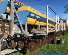 Sembradora Pla Autotrailer AGP 2816.