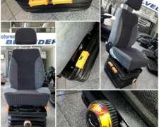 Asiento con Suspension Hidraulica o Neumatica Mercedes Benz