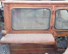 2 Cabina para MF 1175/85/95