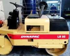 Dynapac LR-95 Liso Vibrante 1500 Kg