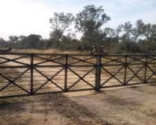 Sgo. del Estero -1200 Has. Agricolas y Ganaderas