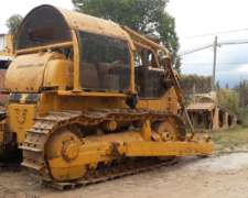 Topadora Caterpillar D8-h, A Nuevo Total