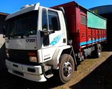 Camion Ford Cargo 1722 1999 Enganchado Acoplado Ombu 2005