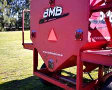 Carro Mezclador Distribuidor BMB