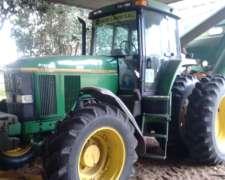 Tractor John Deere 7800, año 1993, 11300 HS, Rodado Dual