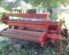 Plataforma Para Cosechar En Hilera Trigo, Avena, Trevol.