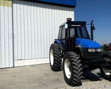 Tractor NH Ts120, año 2004
