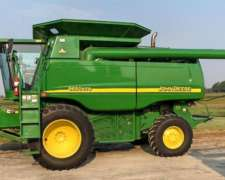 John Deere 9650 3200hs - Amplia Financiacion