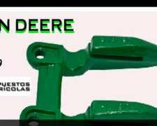 Punton Forjado John Deere para Plataformas / Cosechadoras