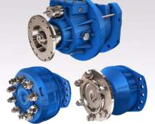 Motores a Pistones Radiales - Poclain