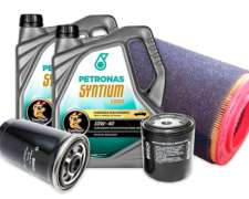 Kit Filtros + Aceite Syntium Ford Ranger 2.5 TD Desde 1998