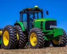 Tractor John Deere Nuevo 6190j de 190hp por Plan de Ahorro