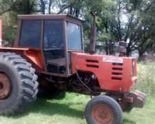 Tractor Zanello UP100 con Perkins Rodado 23.1x30