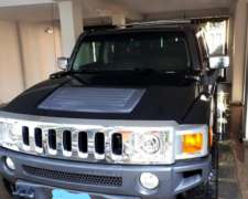 Vendo Hummer H3 Impecable