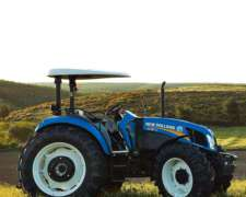 Tractor New Holland TD5.110 (110 HP) - Entrega Inmediata