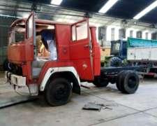Camion 4x4 Magirus Deutz V6 Con 25 Mil Km Ex Bomberos