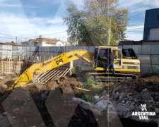 Excavadora Caterpillar 320 L (id405)