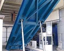 Plataformas Volcadoras Hidráulicas Magnino