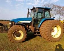 New Holland TM 150 ( Motor Nuevo 150 HS) Permuto