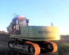 Vendo Excavadora Hidromac H145 año 1994 Trabajando Perfecta.